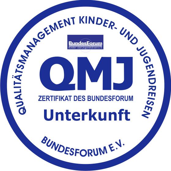 Pictogramm QMJ Zertifizierung
