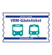 Pictogramm ÖPNV Gästeticket