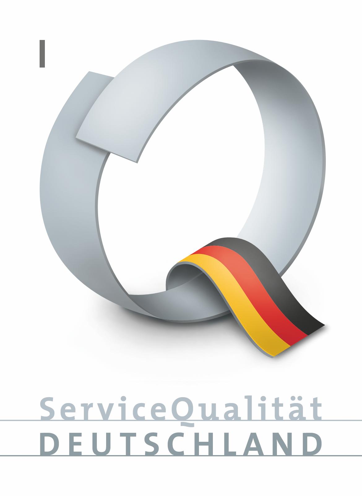 Pictogramm Service Qualität