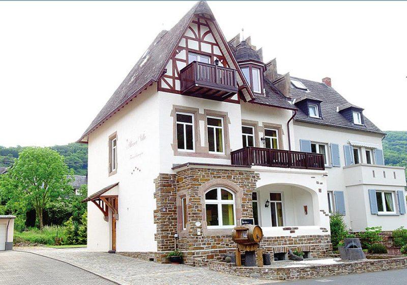 Ferienwohnung Alkener Villa