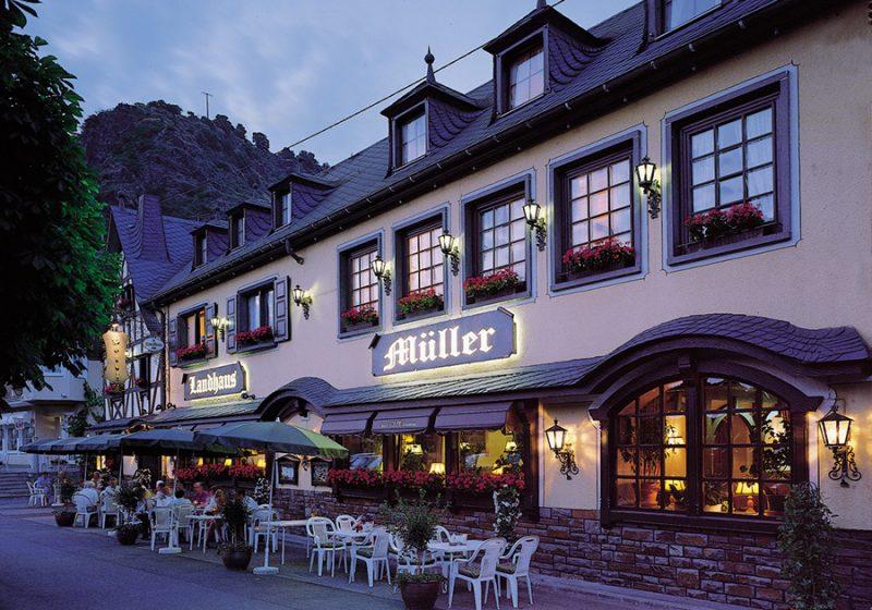 """Hotel und Restaurant """"Landhaus Müller"""""""