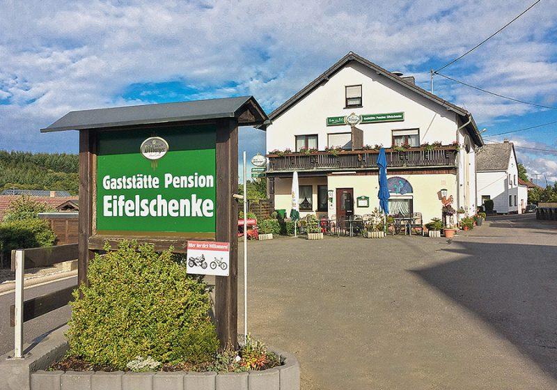 Gaststätte/Pension Eifelschenke/FH Wacholderblick