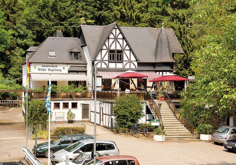 Historische Mühle Vogelsang, Landgasthof mit Campingplatz und Ferienwohnungen