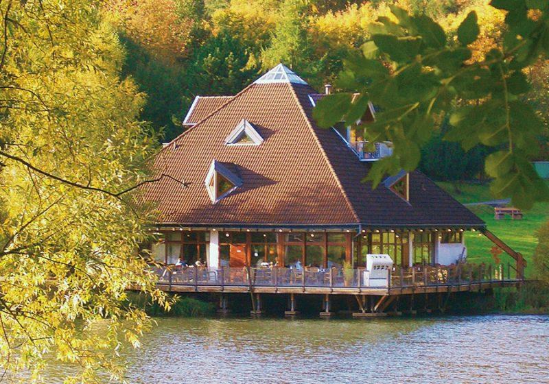 Hotel Restaurant Eifeler Seehütte