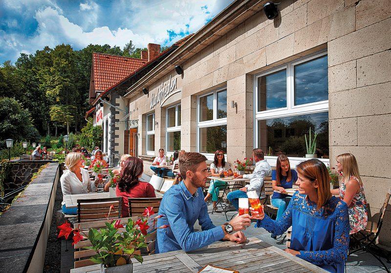 Vulkan Waldfrieden - Restaurant am Laacher See